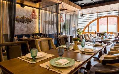 Банкетный зал ресторана Пеши (Peshi) на Охотном Ряду фото 2