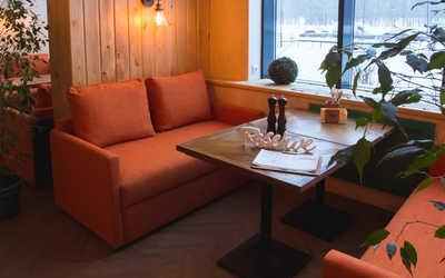 Банкетный зал ресторана Ваша кухня на Петергофском шоссе фото 3