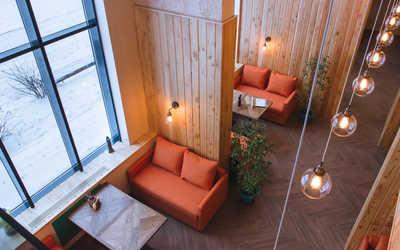 Банкетный зал ресторана Ваша кухня на Петергофском шоссе фото 1