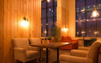 Банкетный зал ресторана Ваша кухня на Петергофском шоссе фото 2