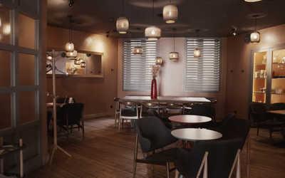 Банкетный зал кафе Бонч (Bonch coffee bar) на Большой Морской улице фото 2
