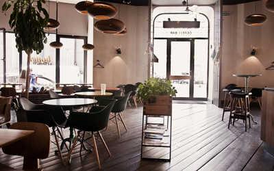 Банкетный зал кафе Бонч (Bonch coffee bar) на Большой Морской улице фото 1
