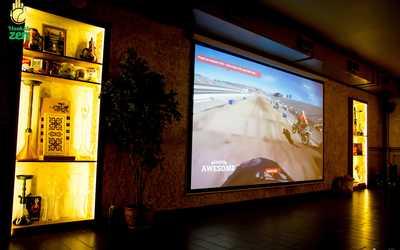Банкетный зал бара Hookah Zen lounge&bar на Новоизмайловском проспекте фото 3
