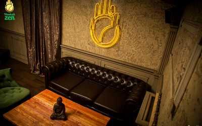Банкетный зал бара Hookah Zen lounge&bar на Новоизмайловском проспекте фото 2