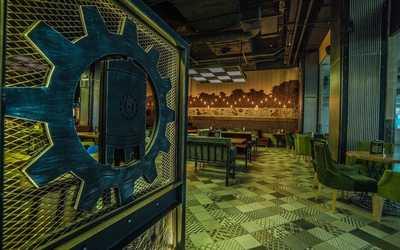 Банкетный зал пивного ресторана Бротунбир (Brotundbeer) на Кировоградской улице фото 1