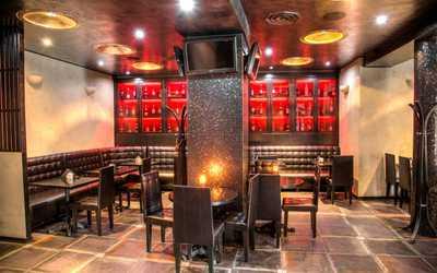 Банкетный зал кафе Калина-Малина на улице Мира фото 1
