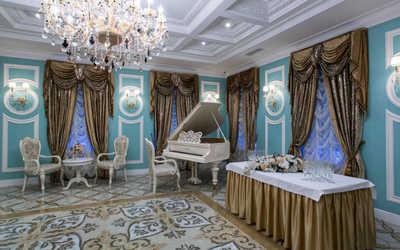 Банкетный зал ресторана Особняк Глуховского на набережной Адмирала Лазарева фото 1