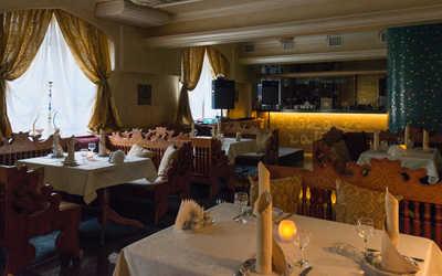 Банкетный зал ресторана Золотая Чайхана на улице Багрицкого фото 1