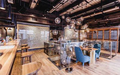 Банкеты ресторана Жаровня на Большой Дмитровке фото 1