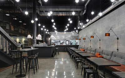 Банкетный зал ресторана Cheat Meal на Инструментальной улице фото 3