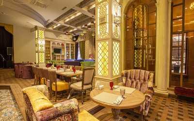 Банкетный зал кафе Галерея на Нагорной улице фото 2