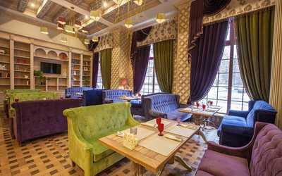 Банкетный зал кафе Галерея на Нагорной улице фото 1