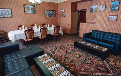 Банкетный зал ресторана Кинтаури на Металлургической улице фото 3