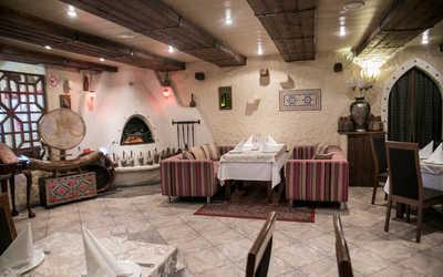 Банкетный зал ресторана Тандыр на Краснопресненской набережной фото 1