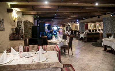 Банкетный зал ресторана Тандыр на Краснопресненской набережной фото 2