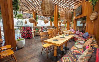 Банкетный зал ресторана Чайхона №1 Тимура Ланского на Люблинской улице фото 1