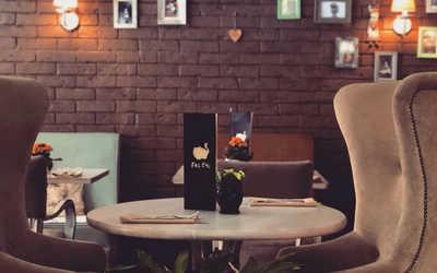 Банкетный зал кафе Fat Cat на улице Кржижановского фото 3