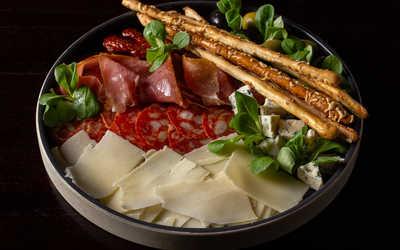 Меню ресторана Plum на Серпуховском Валу фото 1