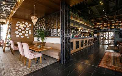 Банкетный зал ресторана Макароны на улице Соколова М.Е. фото 3