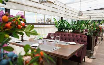Банкетный зал ресторана Фишка (FISHKA sea Restaurant) на Кубанской набережной фото 3
