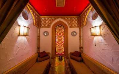 Банкетный зал ресторана Золотая Бухара на улице Северной фото 3