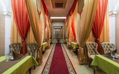 Банкетный зал ресторана Золотая Бухара на улице Северной фото 2