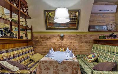 Банкетный зал ресторана Волк на Красноармейской улице фото 2