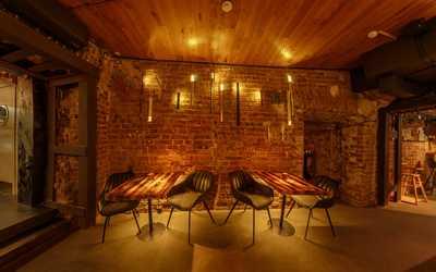 Банкетный зал ресторана Cibo (Чибо) на улице Пушкина фото 3