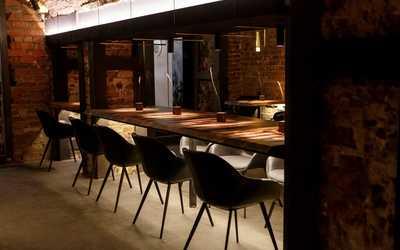 Банкетный зал ресторана Cibo (Чибо) на улице Пушкина фото 1