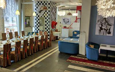 Банкетный зал ночного клуба Остап Бендер на улице Лесотехникума фото 2