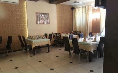 Банкетный зал ресторана Душа Сербии в уле. Отто Шмидта фото 2