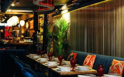Банкетный зал ресторана Китайская грамота на набережной реки Мойки фото 3