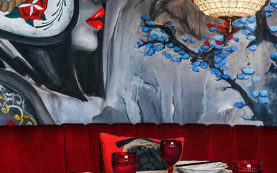 Банкетный зал ресторана Китайская грамота на набережной реки Мойки фото 2