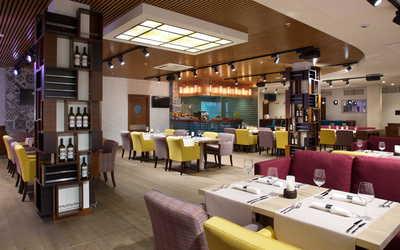 Банкетный зал ресторана Parklane на улице Рюхина фото 3
