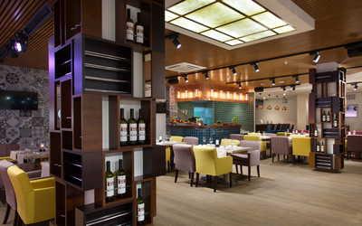 Банкетный зал ресторана Parklane на улице Рюхина фото 2