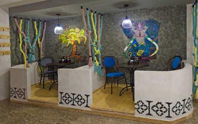 Банкетный зал кафе Белый слон на улице 25 Октября фото 3