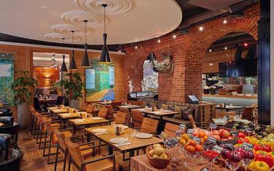 Банкетный зал ресторана Бок на Петровских Линиях фото 3