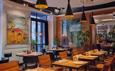 Банкетный зал ресторана Бок на Петровских Линиях фото 2