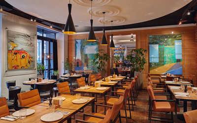 Банкетный зал ресторана Бок на Петровских Линиях фото 1