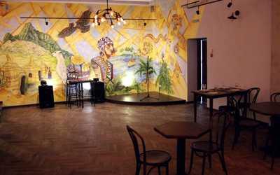 Банкетный зал ресторана Лима (Lima) на Дружинниковской улице фото 3