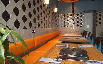 Банкетный зал бара Meat Bar на улице Жуковского фото 3