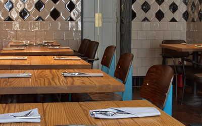 Банкетный зал бара Meat Bar на улице Жуковского фото 2