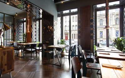Банкетный зал бара Meat Bar на улице Жуковского фото 1