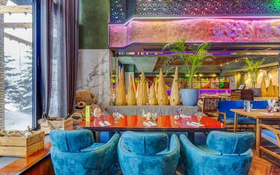 Банкеты ресторана Гранд Урюк (Grand Урюк) на Долгоруковской улице фото 1