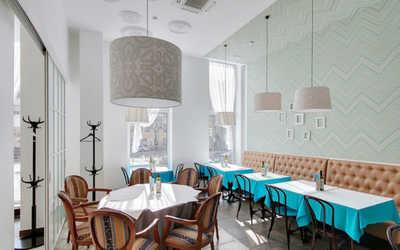 Банкетный зал ресторана Квартира № 162 на Лиговском проспекте фото 2