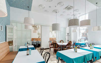 Банкетный зал ресторана Квартира № 162 на Лиговском проспекте фото 3