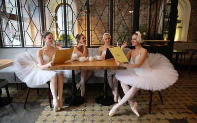 Банкетный зал ресторана Полный балет на Гороховой улице фото 3