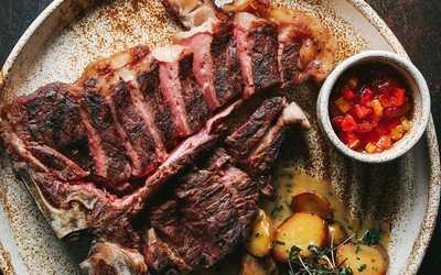 Меню ресторана I Like Grill на Льва Толстого фото 1