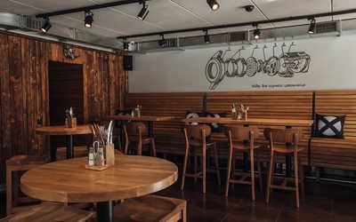 Банкетный зал ресторана Деловая колбаса на Большом проспекте ПС фото 3