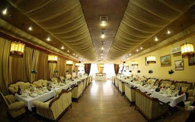 Банкетный зал ресторана Конфуций на улице Одесской